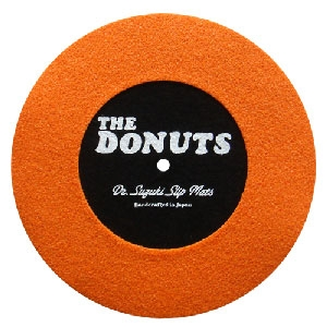 Dr. Suzuki The Donuts [Orange/Black]