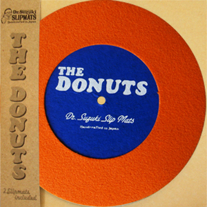 Dr. Suzuki The Donuts [Orange/Blue]