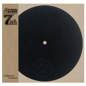 Dr. Suzuki 7inch Slipmats [Black]
