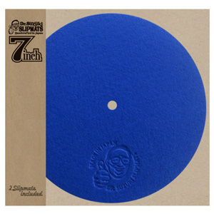 Dr. Suzuki 7inch Slipmats [Blue]