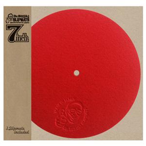 Dr. Suzuki 7inch Slipmats [Red]