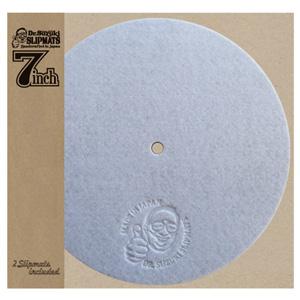 Dr. Suzuki 7inch Slipmats [White]