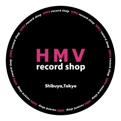 HMV record shop Shibuya x DR. SUZUKI SLIPMATS