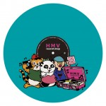 HMV record shop × Mascotboy