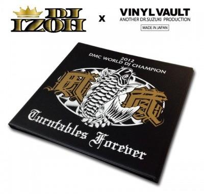 DJ IZOH x DR. SUZUKI VINYL VAULT