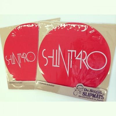 DJ SHINTARO x DR. SUZUKI SLIPMATS