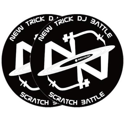 NEW TRICK DJ BATTLE 2015 X DR. SUZUKI SLIPMATS