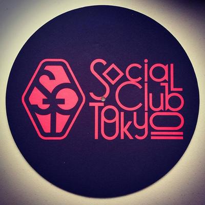 Social Club Tokyo x Dr. Suzuki Slipmats