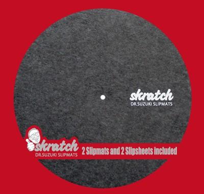 """DR. SUZUKI SLIPMATS – SKRATCH 12"""""""