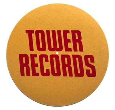 TOWER RECORDS スリップマット