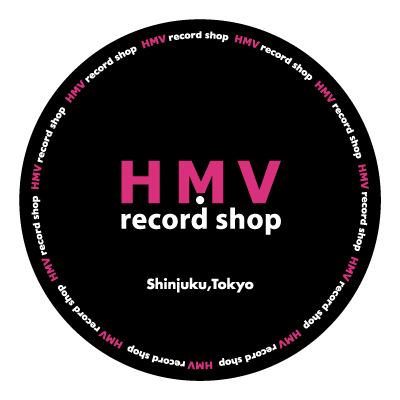 HMV record shop Shinjuku ALTA × Dr. Suzuki Slipmats